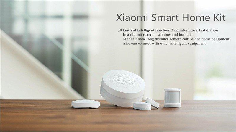 Система умного дома от Xiaomi