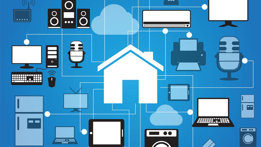 разводка систем умного дома в доме по канадской технологии