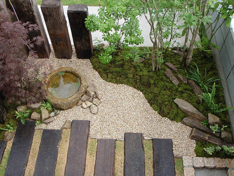 символика японского стиля в ландшафтном дизайне
