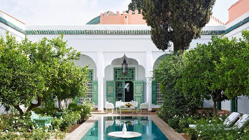 дом из сип панелей по канадской технологии в марокканском стиле