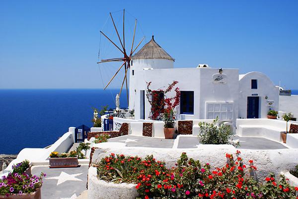 греческий стиль дома