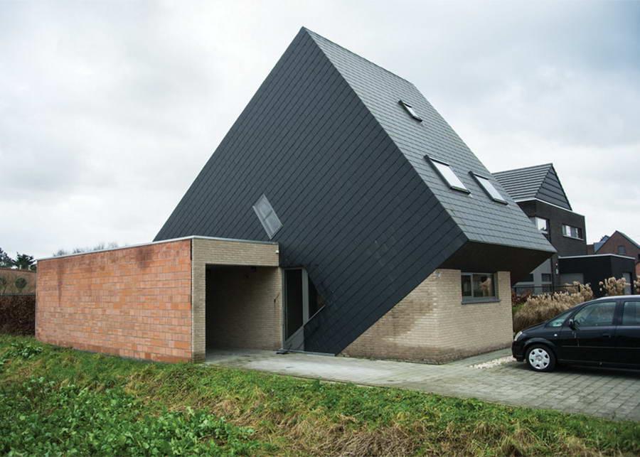 уродливый дом