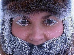 человеку холодно
