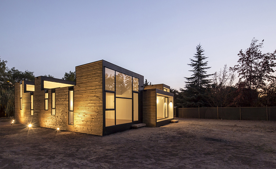 Правильно построенный канадский дом может стоять многими десятилетиями