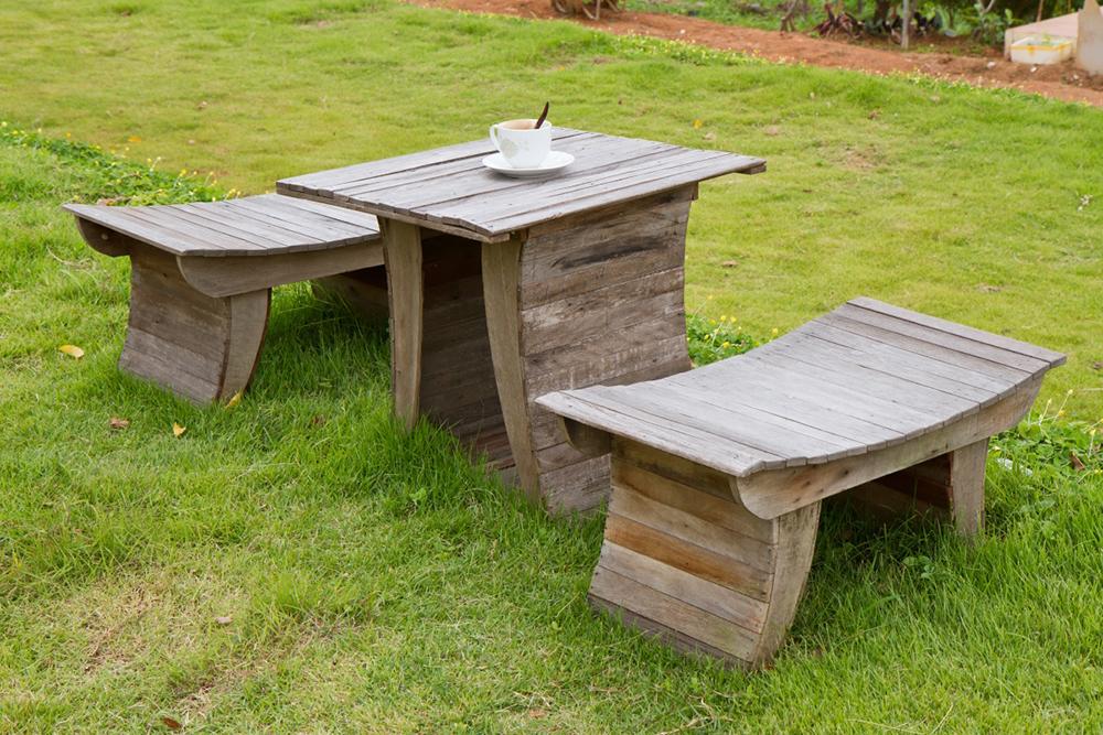 Садовая мебель своими руками в доме из сип-панелей