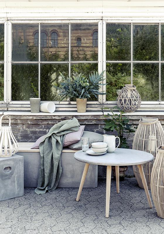 Деревянные поддоны для сада в доме из сип панелей