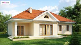 Проект дома Z 2 - вид 2