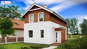 Проект дома Z 25 - вид 2