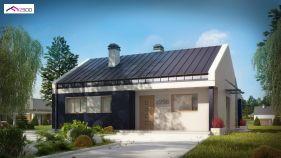 Проект дома Z 256 - вид 2