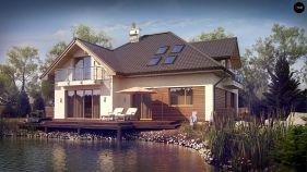 Проект дома Z 272 - вид 1