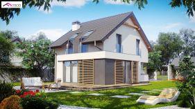 Проект дома Z 290 - вид 1