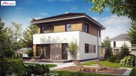 Проект дома Z 295 k - вид 1