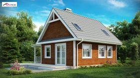 Проект дома Z 39 - вид 2