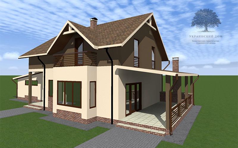 Проекты домов любой сложности